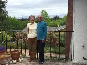 Dinesh & Joy Desai, Los Altos, USA